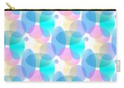 Circles In Pastel Carry-all Pouch