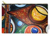 Circles Of  Life Carry-all Pouch