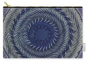 Circular Abstract 9 Carry-all Pouch
