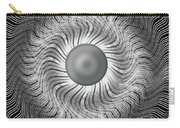 Circular Abstract Art 5 Carry-all Pouch