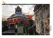 Circular Church Carry-all Pouch