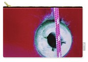 Circular Rojo Carry-all Pouch