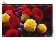 Circulating Human Blood, Sem Carry-all Pouch by Omikron
