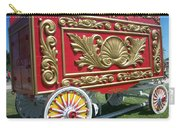 Circus Car In Red And Gold Carry-all Pouch