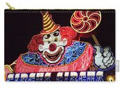 Circus Neons Carry-all Pouch