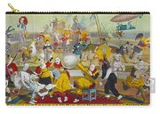 Circus Poster, 1903 Carry-all Pouch