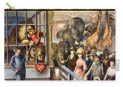 Circus Poster, C1891 Carry-all Pouch