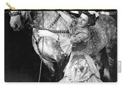 Circus: Rider, C1908 Carry-all Pouch