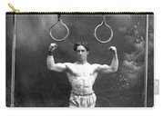 Circus Strongman, 1885 Carry-all Pouch