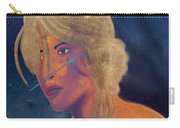 Ciri The Witcher 3 Wild Hunt Fanart Attempt Carry-all Pouch