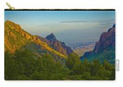 Chiscos Mountain Park Carry-all Pouch
