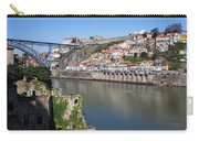 Cities Of Porto And Gaia In Portugal Carry-all Pouch