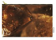 Citrine On Angle Carry-all Pouch