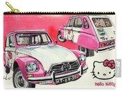 Citroen Dyane Hello Kitty Carry-all Pouch