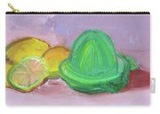 Citrus Squeezer Carry-all Pouch