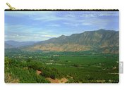 Citrus Trees, Ojai Valley, California Carry-all Pouch