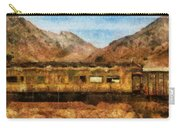 City - Arizona - Desert Train Carry-all Pouch