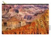 City - Arizona - Grand Canyon - Kabob Trail Carry-all Pouch