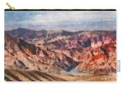 City - Arizona - Grand Hills Carry-all Pouch