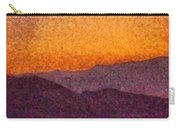 City - Arizona - Rolling Hills Carry-all Pouch