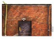 City - Door - The Back Door  Carry-all Pouch