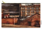 City - Ny - New York History Carry-all Pouch