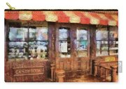 City - Ny 77 Water Street - Candy Store Carry-all Pouch