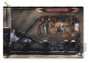 City - Ny South Street Seaport - Ship Carvers Carry-all Pouch