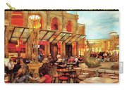 City - Vegas - Cesar's - Lunch In Italy Carry-all Pouch