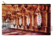 City - Vegas - Excalibur - In The Great Hall  Carry-all Pouch