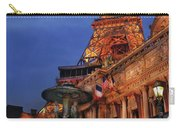 City - Vegas - Paris - Academie Nationale - Panorama Carry-all Pouch