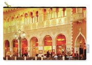 City - Vegas - Venetian - Life At The Palazzo Carry-all Pouch