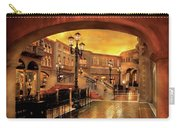 City - Vegas - Venetian - The Streets Of Venice Carry-all Pouch