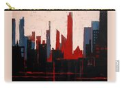 City Abstract No. 1 Carry-all Pouch