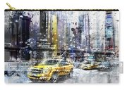 City-art Nyc Collage Carry-all Pouch