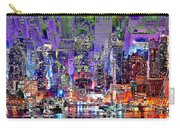 City Art Syncopation Cityscape Carry-all Pouch