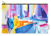 City At Waters Edge Carry-all Pouch