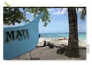 City Beach Carry-all Pouch