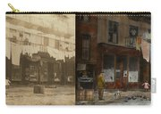 City - Elegant Apartments - 1912 - Side By Side Carry-all Pouch