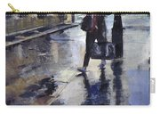 City Evening Rain Carry-all Pouch