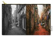City - Germany - Alley - The Other Half 1904 - Side By Side Carry-all Pouch