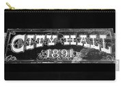 City Hall 1891 Carry-all Pouch