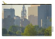 City Hall From The Schuylkill River Carry-all Pouch