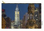 City Hall Philadelphia Carry-all Pouch