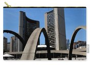 City Halll Arches Carry-all Pouch