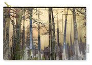 City In Trees Carry-all Pouch
