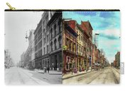 City - Knoxville Tn - Gay Street 1903 - Side By Side Carry-all Pouch