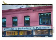 City Lights Booksellers Carry-all Pouch