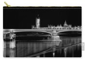 City Lights London Carry-all Pouch