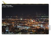 City Lights Over Bham, Al Carry-all Pouch